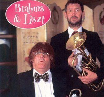 Brahms and Liszt