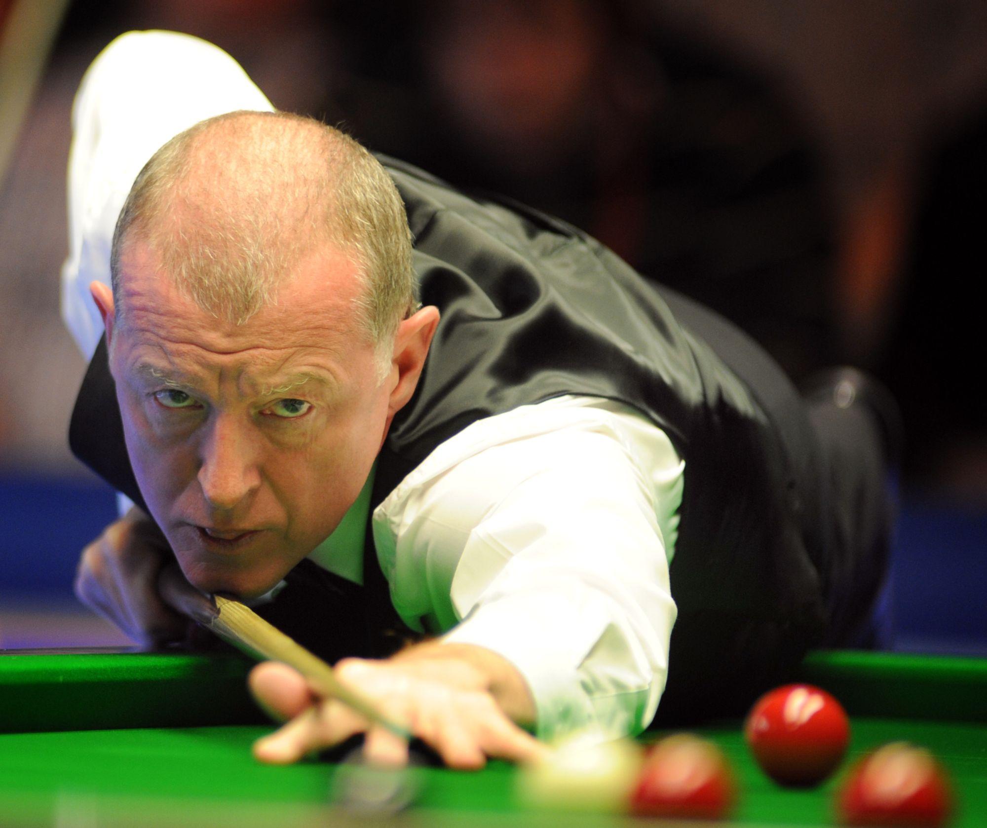 Steve Davis Snooker Legend And Speaker Book From Arena